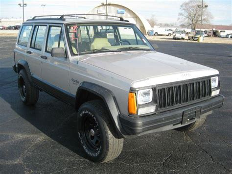 Jeep Pekin Il 1995 Jeep Sport 4 Door 4wd For Sale In Pekin