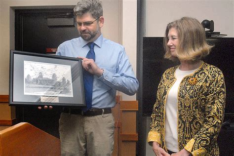 Clallam County Court Search Retiring Clallam County Superior Court Administrator Thanked For Well Done