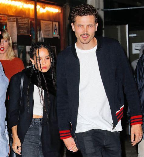 The Boyfriend zoe kravitz s new boyfriend identified as actor karl