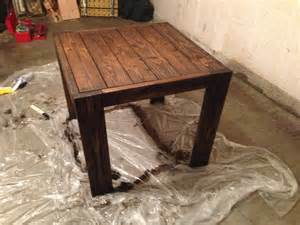 white modern farm table square diy projects