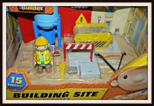 Bob the builder let s go to work playsets from character