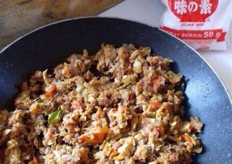 resep ikan suwir praktis  enak oleh dapurnya