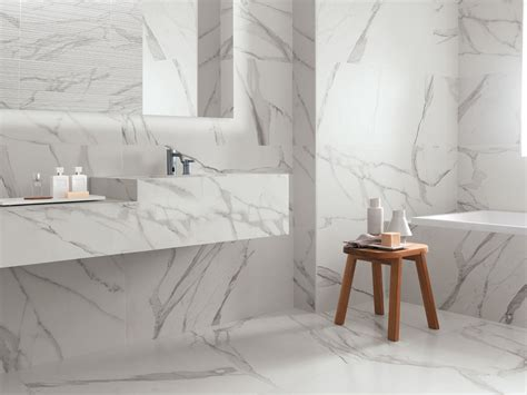 Statuario Marble Bathroom by Baltex Home The Thousand Faces Of Marble