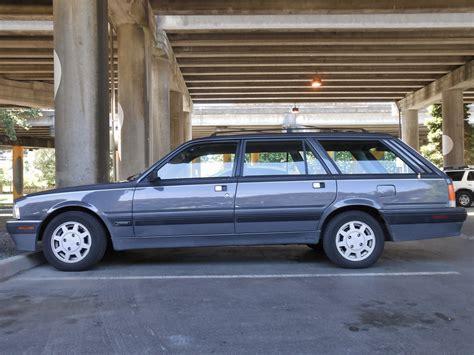 peugeot wagon seattle s parked cars 1989 peugeot 505 turbo wagon
