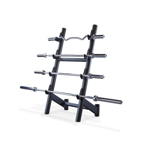 Curl Bar Rack by Barbell Rack