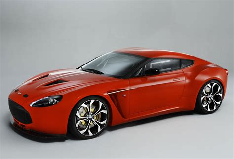 Aston Martin V12 Zagato Sports Cars