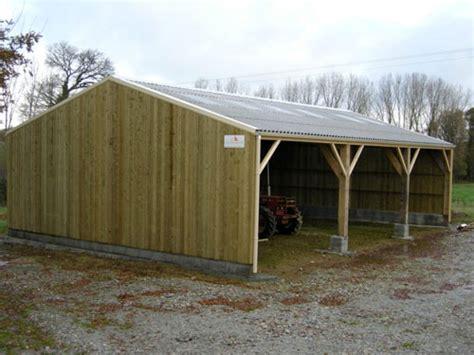 petit hangar charpente bois hangar agricole catodon obtenez des