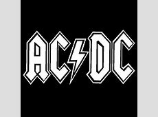 AC DC Logo Rock Band Vinyl Decal Car Truck Window Sticker ... Ac Dc Logo Images