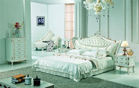 pale green bedroom neo classical style 3d house free 3d