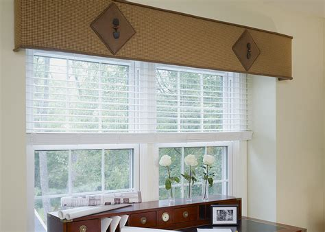 Custom Fabric Cornices Sebastian Blinds And Shutters Valances And Cornices