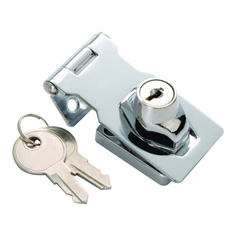 shop 3 in metal hasp at lowes