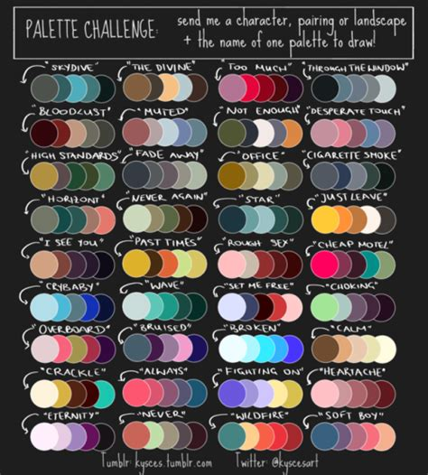 color challenge color palette challenge www pixshark images