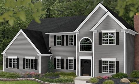 gray exterior paint colors blue grey outdoor paint scheme cape cod gray outdoor