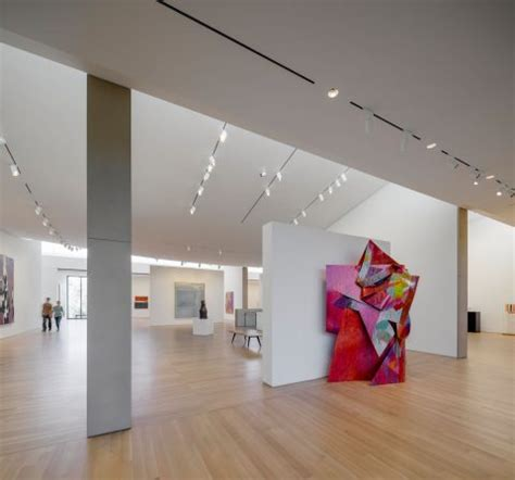 gallery height anderson collection at stanford university ennead