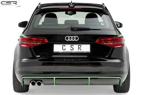 Audi A3 Tuning Shop by Novinky Audi A3 8v Zadn 237 Spoiler Ha184 Csr Tuning