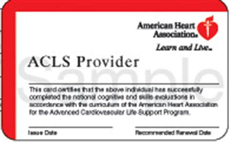 2011 aha cpr card template at home acls bls class st louis