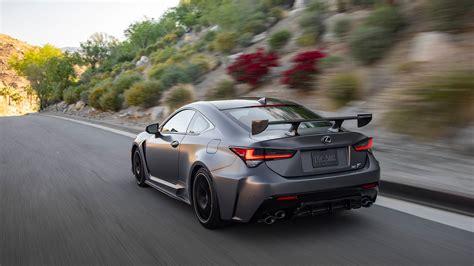 2020 lexus rcf 2020 lexus rc f track edition drive it deserves the