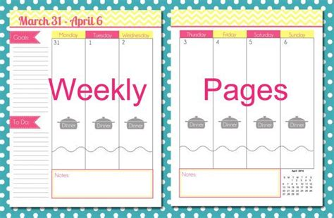 printable day planner pages 2014 2013 2014 printable planner pages academic year pdf