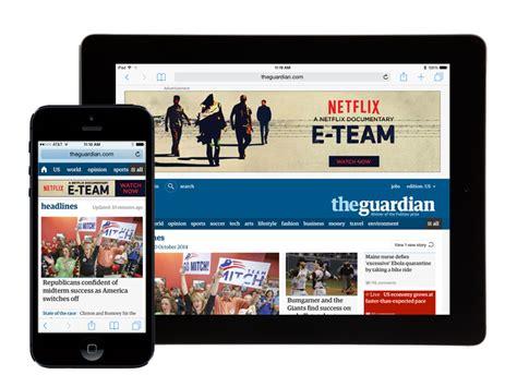 guardian design editor first look the guardian s new website design puts