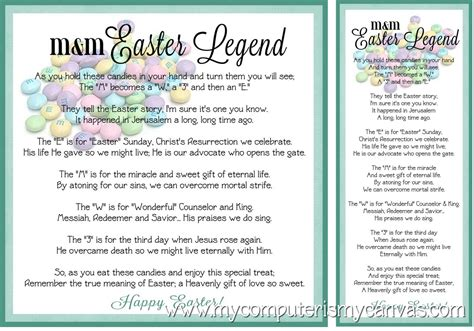 free easter speeches easter free poem printable