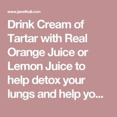Of Tartar Detox by One Cup Of This Drink Will Clean Your Lungs From Nicotine