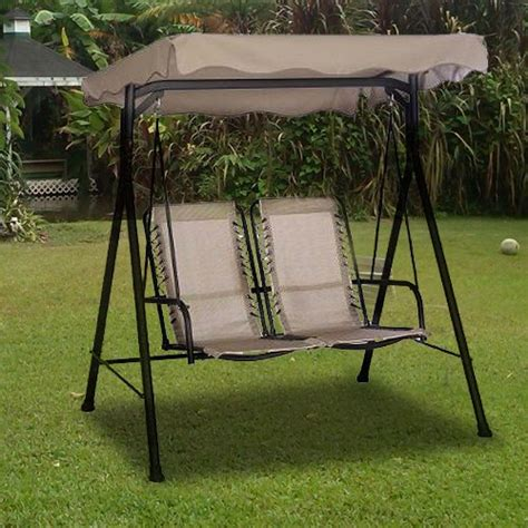 outdoor swing awning replacement alexander 2 seater comfort swing replacement canopy