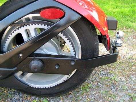 can am spyder rs trailer tow hitch trailer etc