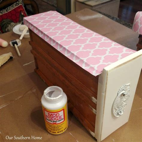 decoupage roller best 20 desk makeover ideas on desk redo