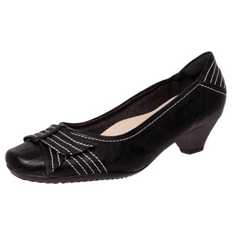 comfortable low heel dress shoes new women s super comfort low heel dress shoe 320069 by