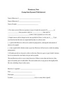 Personal Loan Promissory Note Template by Best Photos Of Simple Loan Note Template Simple