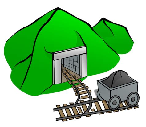 mining clipart miners clip clipart panda free clipart images