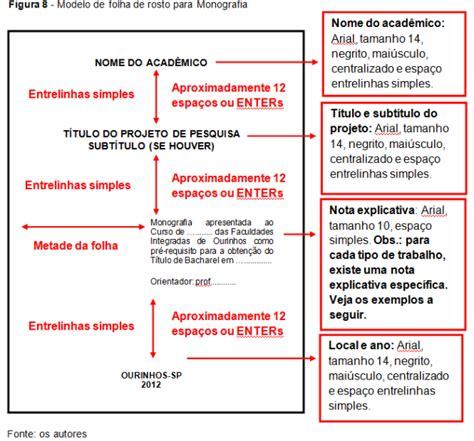 Abnt Tcc Como Requisito Parcial Para Obtenção Do Grau Mba by Normatiza 231 227 O De Trabalhos Acad 234 Micos Folha De Rosto