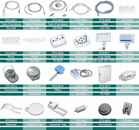Sparepart Dental Unit detes dental unit spare parts china devices