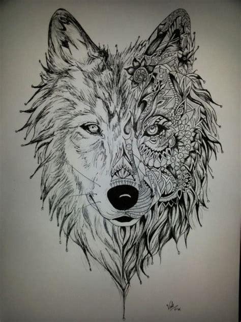 imagenes de tatuajes para dibujar a lapiz dibujo de un lobo a lapiz buscar con google tattos