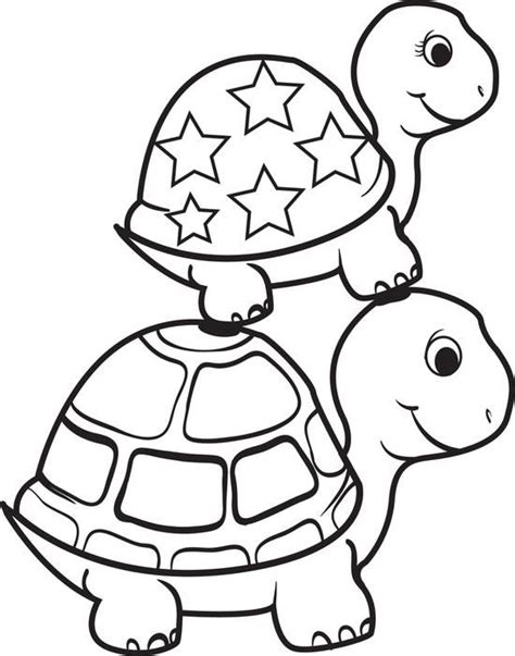 best color for kids best 25 turtle coloring pages ideas on pinterest kids