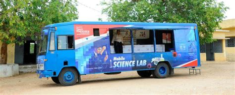 tech mahindra foundation mobile science lab tech mahindra foundation