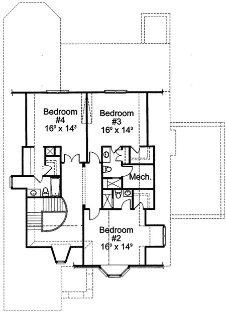 english manor house plans english manor 56137ad 1st floor master suite bonus