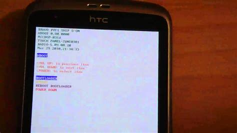 Htc Desire Rooting Downgrade Part 1 Youtube | htc desire rooting downgrade part 1 youtube