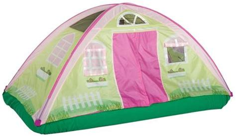 cottage bed tent pacific play tents 19600 cottage bed tent