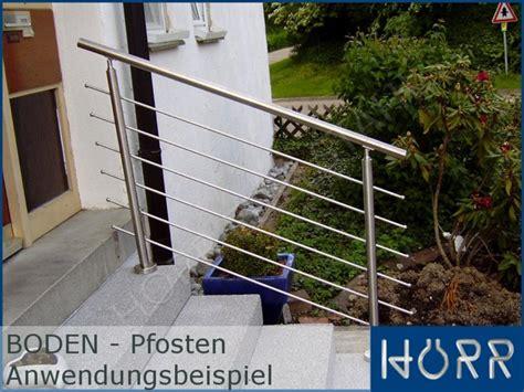 Va Treppengeländer Innen by 5 5 M Edelstahl Treppengel 228 Nder Balkongel 228 Nder Bausatz Va