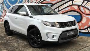 Suzuki Vitara Turbo 2016 Suzuki Vitara S Turbo Review Drive Carsguide