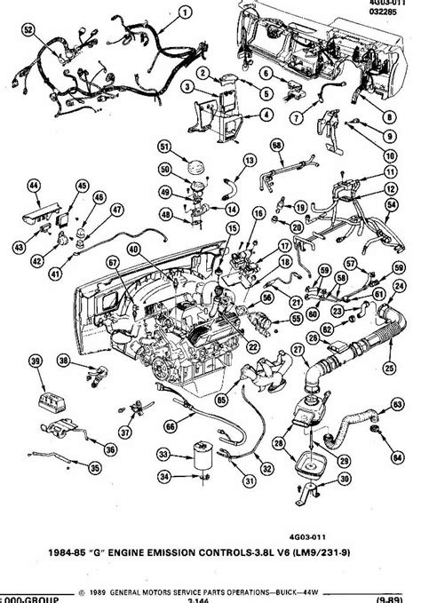 35 2005 Buick Lacrosse Belt Diagram - Wire Diagram Source
