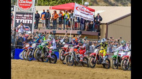 motocross race classes 2018 glen helen motocross 250 class race 2 remix