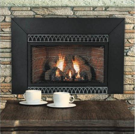 Vent Free Propane Fireplace Insert by Empire Innsbrook Vent Free Fireplace Insert Blossman