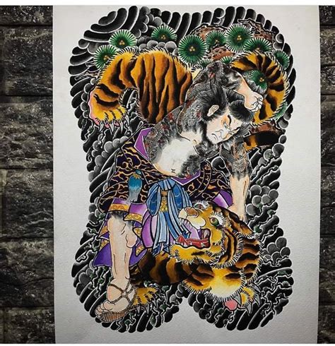 oriental goat tattoo 17 best images about 1 japanese irezumi on pinterest men