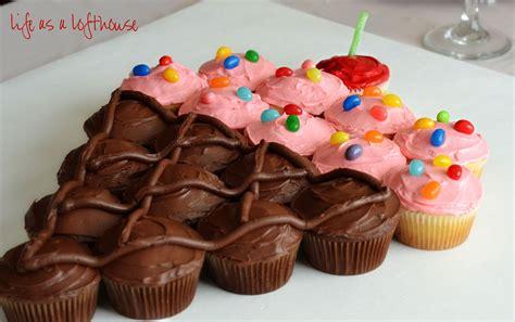 Cupcake Cakes by Cone Cupcake Cake Recipes Recipe