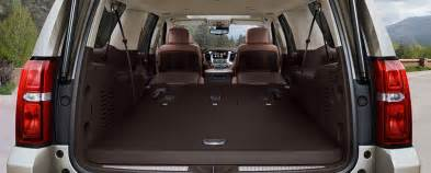 Chevrolet Suburban Interior Dimensions 2015 Chevy Suburban Interior Features Gm Fleet