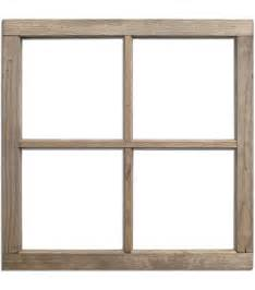 Window Framing Salvaged 4 Pane Weathered Wood Window Frame Jo