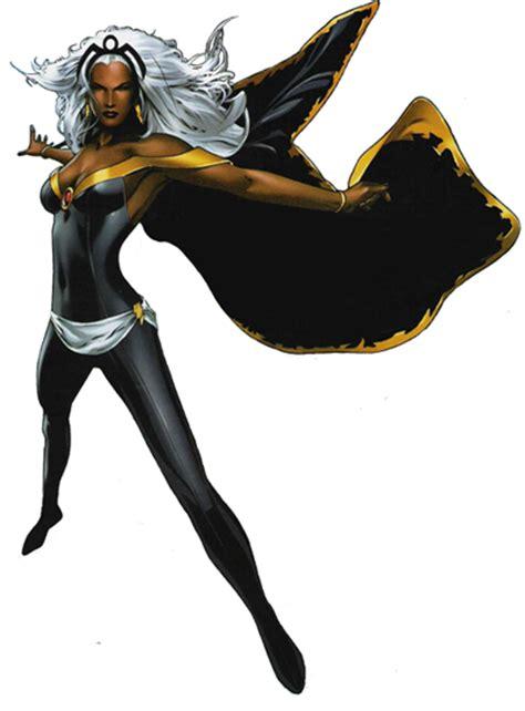 black xmen 11 black superheroes that use electricity the geek twins