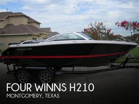 outboard motors for sale houston texas for sale used 2014 four winns h210 in houston texas